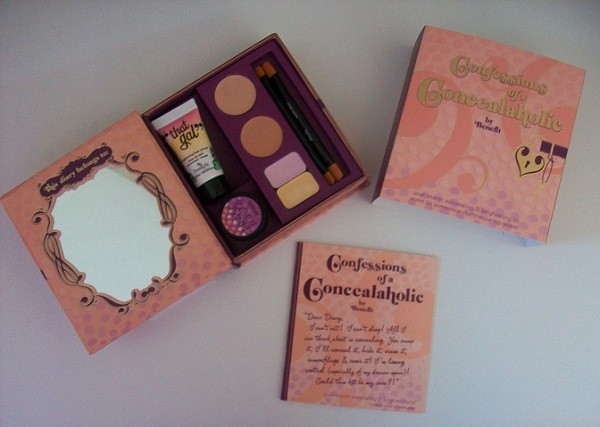 Tried and Tested: Benefit Confessions of a Concealaholic kit