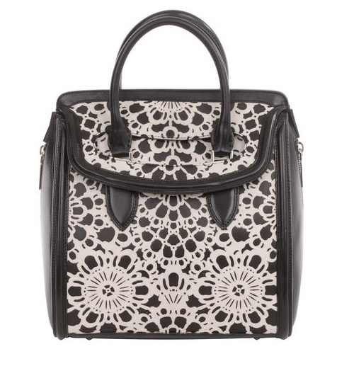 Why we're crushing on the Alexander McQueen Heroine bag (and why you should be too!)