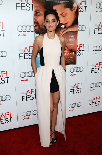 Marion Cotillard is Best Dressed of the Week in Christian Dior