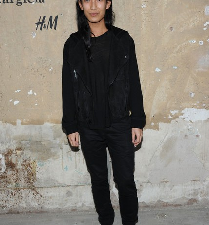 It's official: Alexander Wang in at Balenciaga