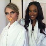 Cara Delevingne and Jourdan Dunn to make Victoria's Secret debut