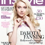 Dakota Fanning is InStyle UK's December cover star!