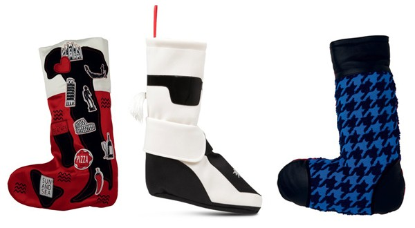 Henry Holland, Karl Lagerfeld and more designers create exclusive Christmas stockings for Selfridges