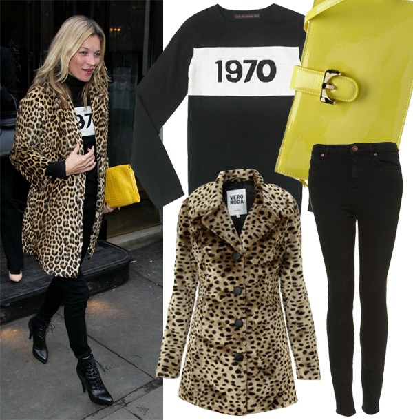 Get Kate Moss's Bella Freud look