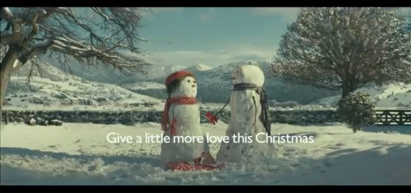"John Lewis's ""The Journey"" Christmas commercial as magical as ever!"