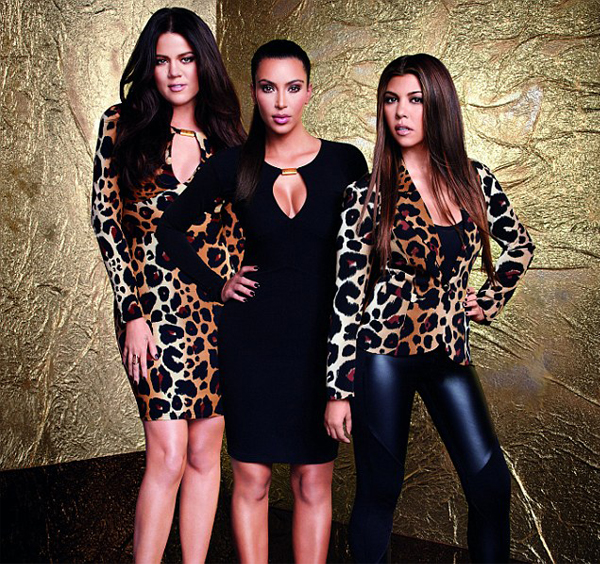 First look at the Kardashian Kollection for Dorothy Perkins