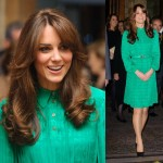 Kate Middleton gets a fringe!