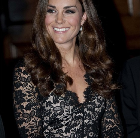 Is Kate Middleton actually pregnant?