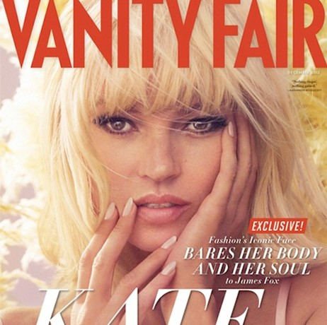 Kate Moss talks panic attacks and Johnny Depp heartbreak in Vanity Fair December