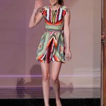 Kristen Stewart does pretty in Peter Pilotto
