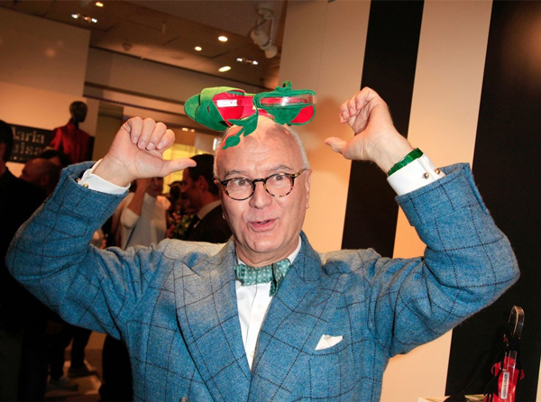 Manolo Blahnik to receive Outstanding Achievement Award at 2012 British Fashion Awards