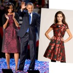 Asda re-creates Michelle Obama's Michael Kors election dress