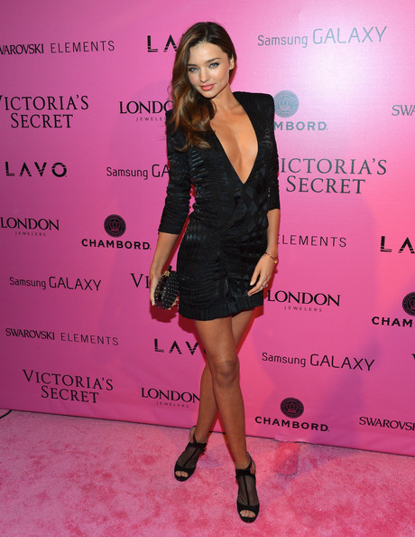 Miranda Kerr blows us away in Balmain