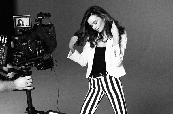Miranda Kerr is the new face of Mango!