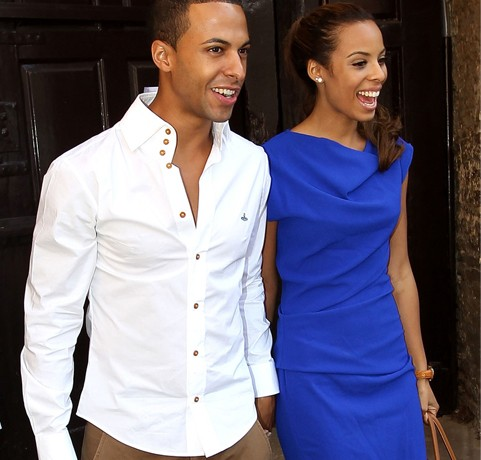 The Saturdays' Rochelle Wiseman pregnant!