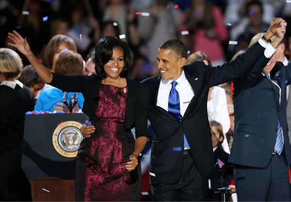 Anna Wintour's Runway to Win raised $40 million for Barack Obama's campaign