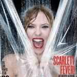Scarlett Johansson's psycho V Magazine cover