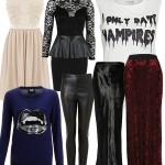 Midweek Moodboard: Vamp inspiration