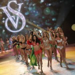 What happened at the Victoria's Secret Fashion Show 2012…