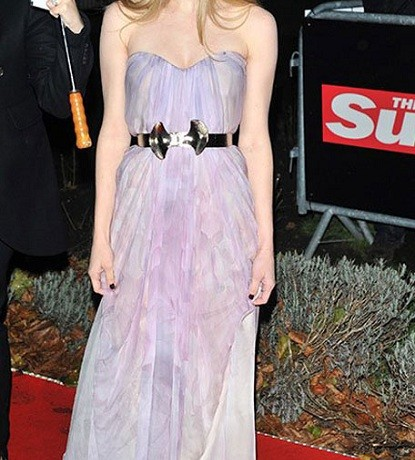 Amanda Seyfried steals Best Dressed of the Week in Alexander McQueen
