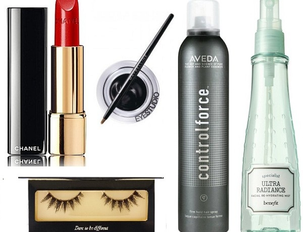 Top 5 beauty buys to see you through the party season