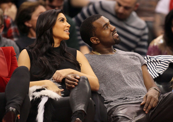 It's official! Kim Kardashian is pregnant with Kanye West's Baby!