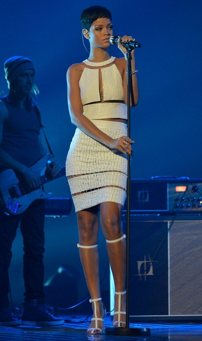 Rihanna scoops Best Dressed of the Week in Alexander Wang SS'13