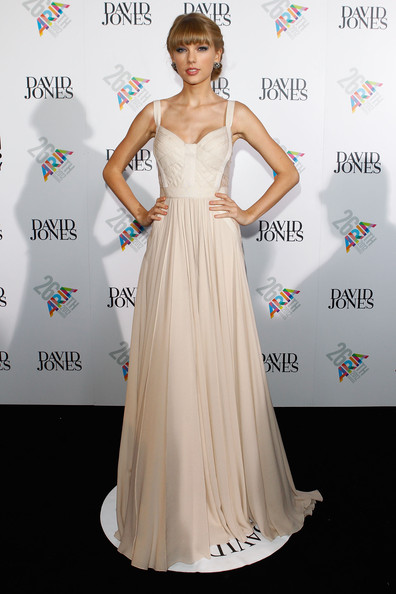 Taylor Swift scoops Best Dressed of the Week in Elie Saab