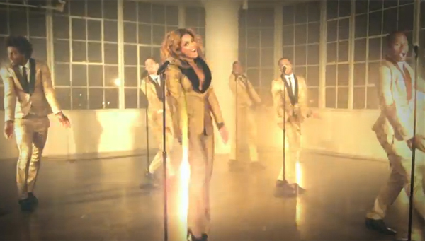 Beyonce's 'Love On Top' costume goes on sale!