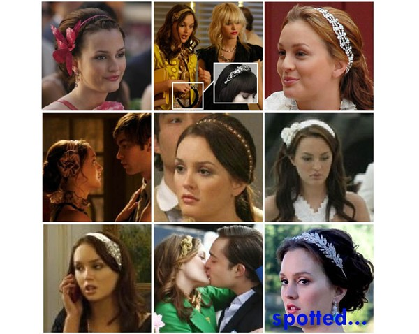 Blair Waldorf's Gossip Girl headbands are going on sale!
