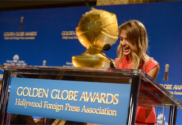 Anne Hathaway, Sienna Miller, Jennifer Lawrence and Sofia Vergara among 2013 Golden Globe nominees!