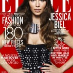 """I felt like I had made the right choice"" – Jessica Biel to Elle US on her pink wedding dress"