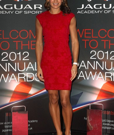 Could Jessica Ennis be starting her own fashion label?