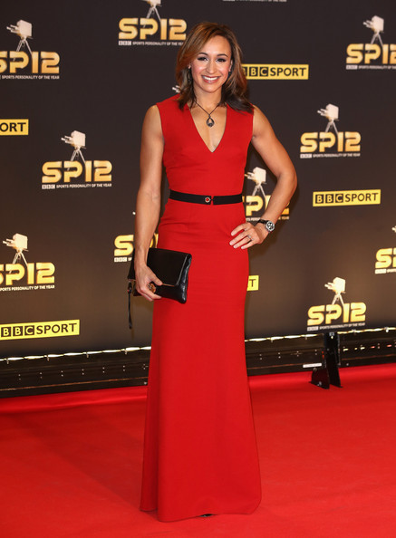 Jessica Ennis wows in Victoria Beckham for Sports Personality of the Year Awards