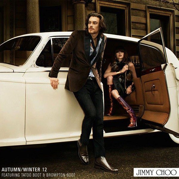 Jimmy Choo to launch new London flagship menswear store