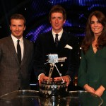 Kate Middleton makes first public appearance at Sports Personality of the Year Awards