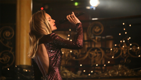 Watch Kate Bosworth star in Topshop's Winter Wonderland interactive Christmas campaign