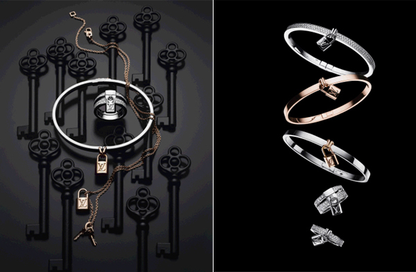 Lusting after Louis Vuitton's new Lockit Collection