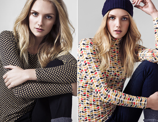 Orla Kiely for Uniqlo launches today!
