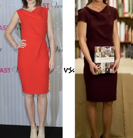 Emily Blunt vs. Pippa Middleton: Who wore Roksanda Ilincic better?
