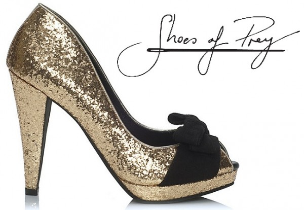 Design the perfect shoe with Shoes of Prey