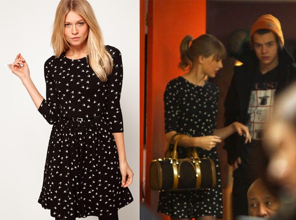 Get Taylor Swift's Hummingbird look
