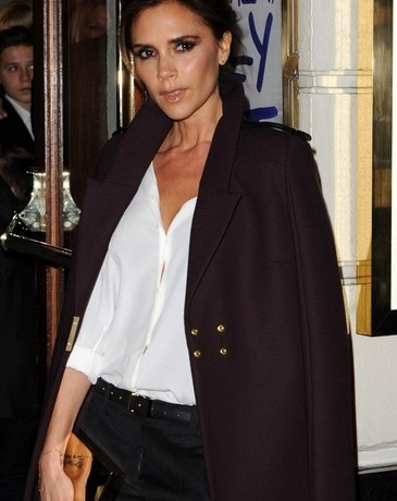 Victoria Beckham on why she called herself Posh and how no one fancied her