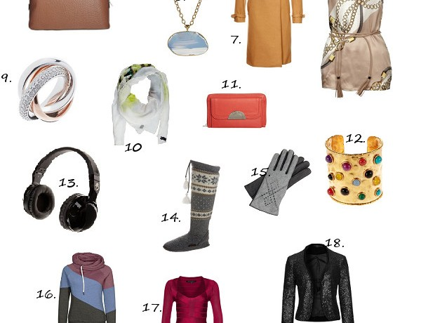 20 Christmas Gifts for her under £250