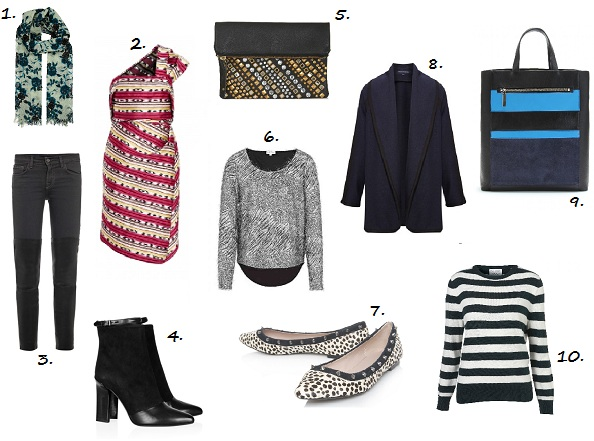 Dress for less in our top 10 (sale) wardrobe essentials