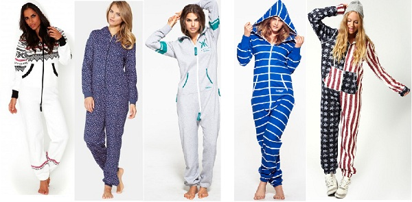 5 Fun adult onesies (with hoods!)