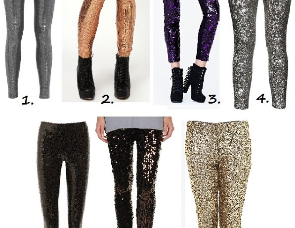 7 Sequin leggings to suit all budgets