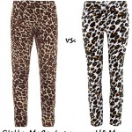 Steep vs. Cheap: Leopard-print pants