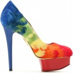 Yay or Nay: Charlotte Olympia Dolly Feather Platform Pumps