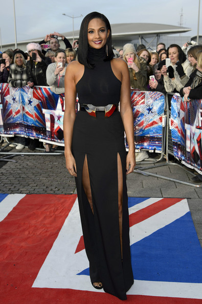 Alesha Dixon kicks off Britain's Got Talent in sexy style